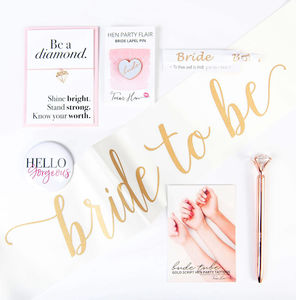Bride To Be Subscription Gift Box - subscriptions