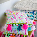 Bon Tassel Cushion