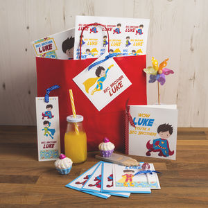 Superhero Gift Bag Bundle