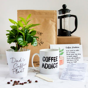 Coffee Addict's Gift Set