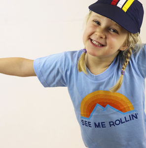 'See Me Rollin' Children's T Shirt - t-shirts & tops