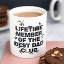 Best Dad Club Mug