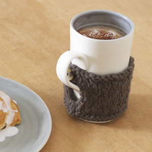 Hand Knitted Mug Cosy - kitchen accessories