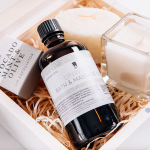 Pick'n'mix Handmade Organic Bath And Skincare Set