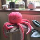 The Big Friendly Octopus Knitting Pattern
