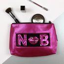 Personalised Beauty Bag