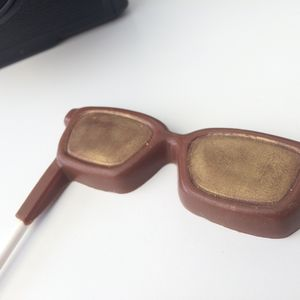 Chocolate Sunglasses Lollipop - new in food & drink