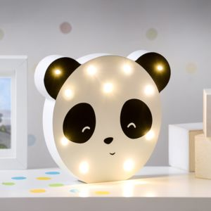 Panda LED Night Light - bedroom