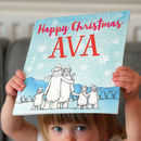 personalised childrens book christmas gift
