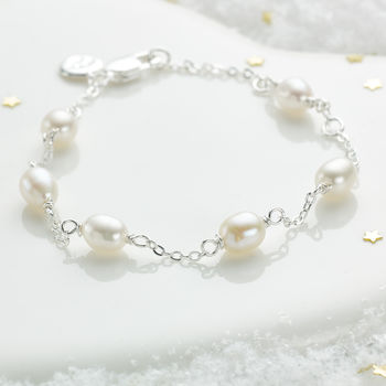 My First Pearl Bracelet