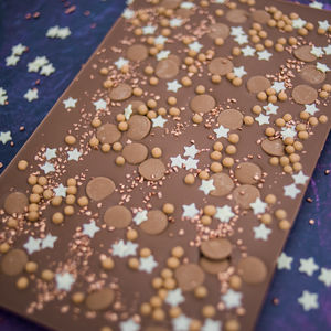Giant 540g Starry Caramel Chocolate Slab