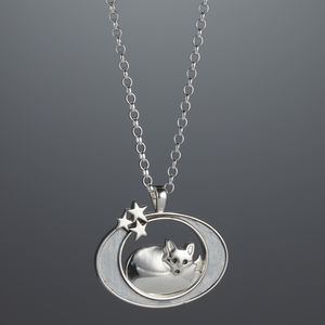 Fox In Starlight - new in jewellery