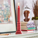 Large Eco Wax Candlestick