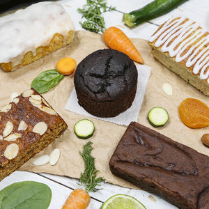 Gluten And Dairy Free Cake Selection Box