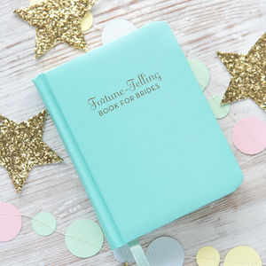 Fortune Telling Book For Brides - planners & records
