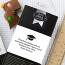 Awesome Teacher Chocolate Bar And Notebook Gift Set