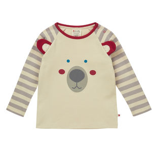 Polar Bear Children's Top - christmas sale