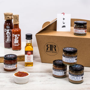 Spicy Bbq Hamper - food hampers
