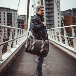 Personalised Weekend Holdall - personalised gifts for dads