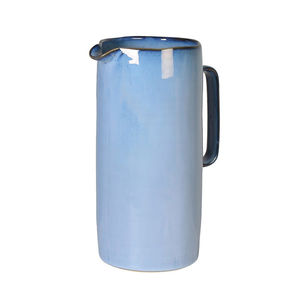 Blue Fade Ceramic Jug