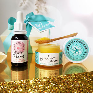 Fresh Faced Gift Set - skin care