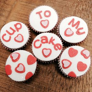 'Cup to my Cake' Cupcakes