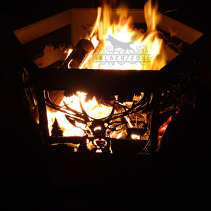 Scottish Highlands Firepit - fire pits & outdoor heating