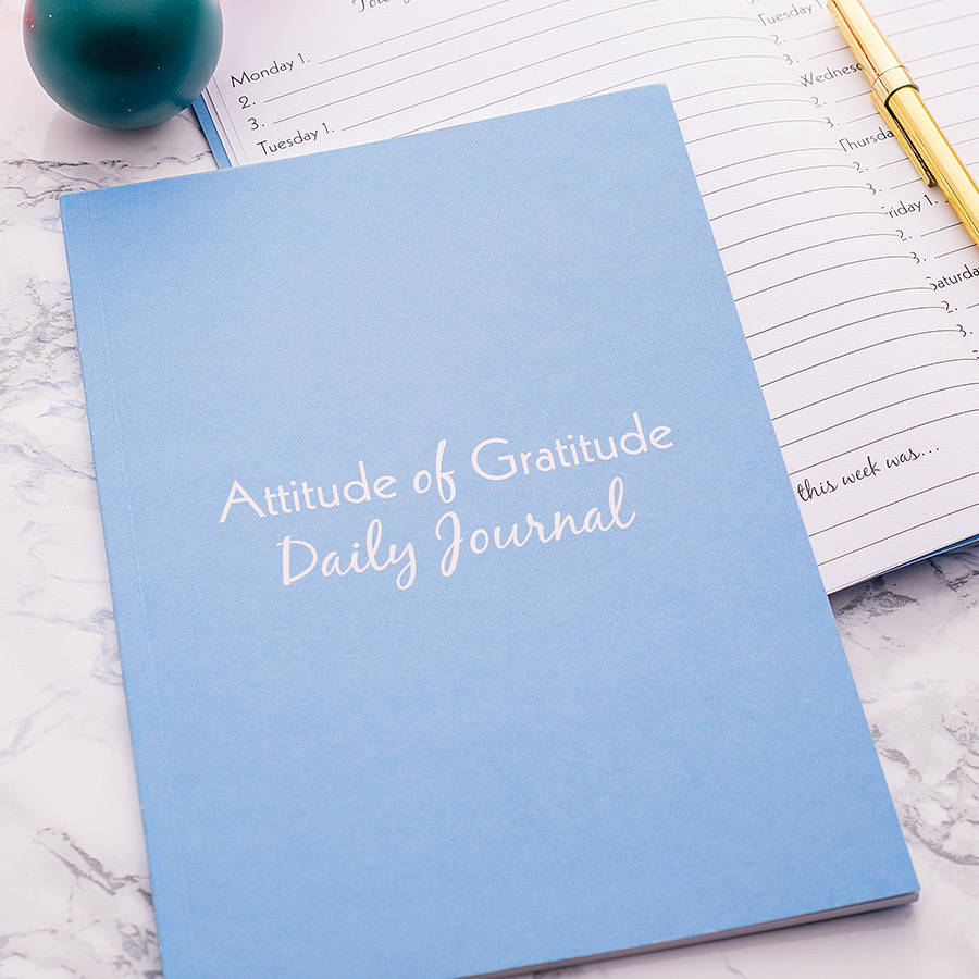 year long gratitude journal by the green gables