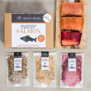 Make Your Own Original Cured Salmon Kit
