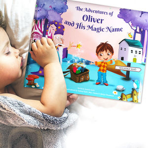Personalised Keepsake Story Book With Exclusive Cover - baby & child sale