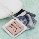 Little Book Photo Locket