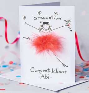 Graduation cards notonthehighstreet handmade personalised graduation card m4hsunfo