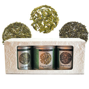 Green Tea Triple Selection Gift Box