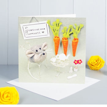 Happy Gardening Greeting Card