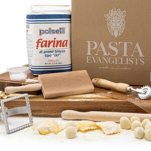 Italian Pasta Making Kit | Six Piece