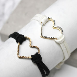 Love Heart Friendship Bracelet