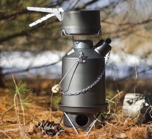 Adventure Kettle And Stove - gifts for him