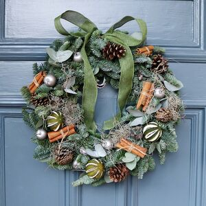 Diy Luxury Christmas Wreath Kit