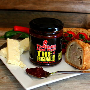 The Original Chilli Jam - jams & preserves