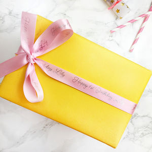 Personalised Ribbon - ribbons