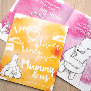 Personalised Mummy And Me Book - our favourite books for children