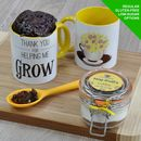 Thankyou For Helping Me Grow Teacher Mug Cake Kit