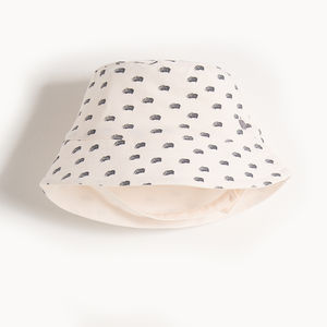 Albi Organic Cotton Reversible Baby Sun Hat