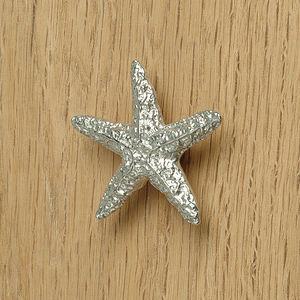 Starfish Bathroom Cupboard Handle