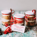 Childrens Festive Cake Jar Collection
