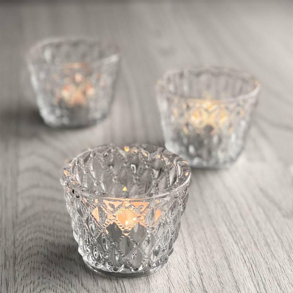 Harlequin Design Tea Light Holders
