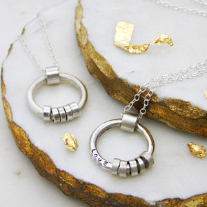 Personalised Secret Message Necklace - necklaces & pendants