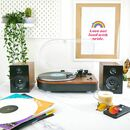 Steepletone Camden Luxury Bluetooth Record Player