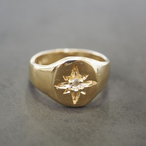 Your North Star Ring - gifts for her