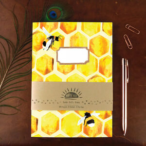 Mellifera Honeybee Notebook